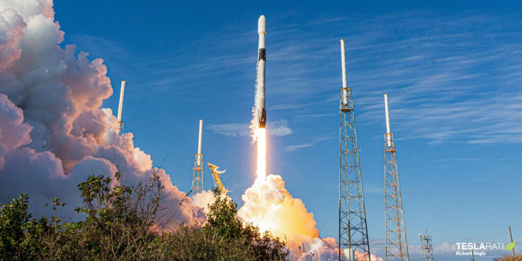 SpaceX Will Send Its First Crewed Mission To ISS