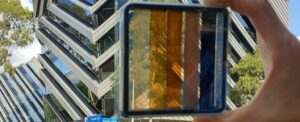 New Solar Cell Which Can Be Used In Windows