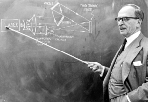 Dennis Gabor: Father of Holography