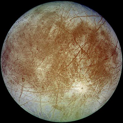 Is there life on Europa, one of Jupiter's moons? Can we live there eventually?