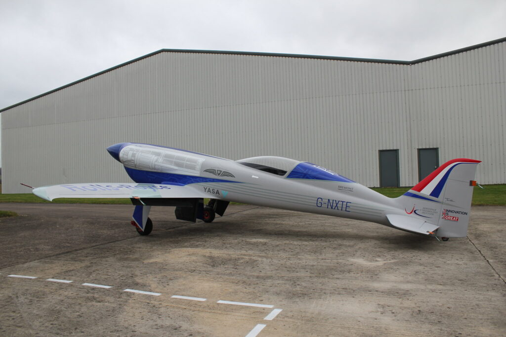Rolls-Royce Completes Technology Testing of World's Fastest Electric Plane