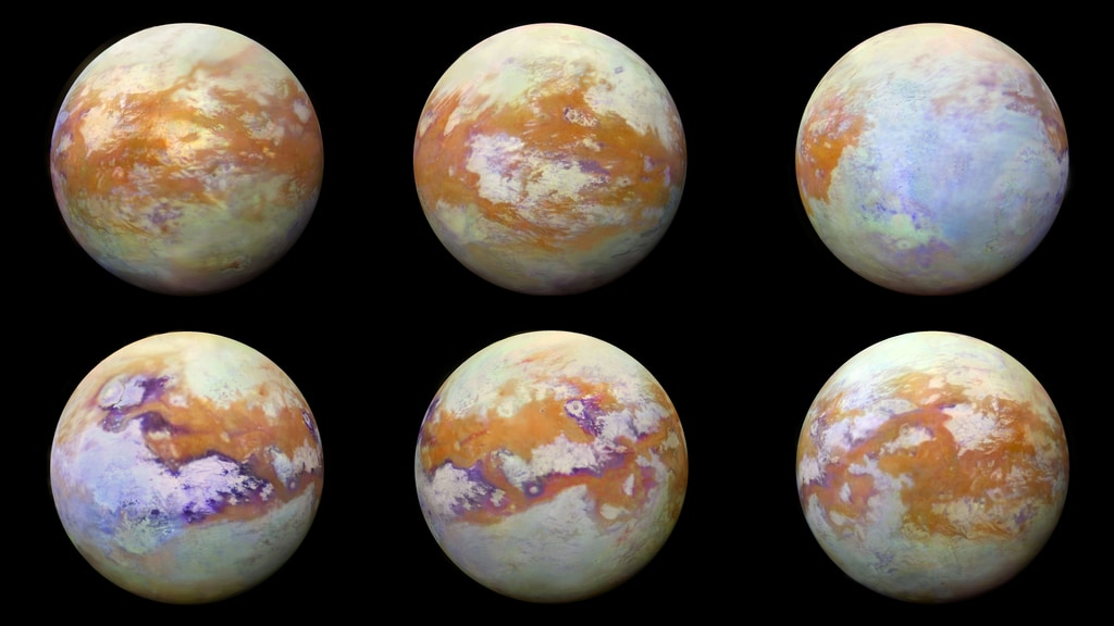 An Extremely Rare Molecule Detected On Titan That Has Never Been Found In Any Atmosphere