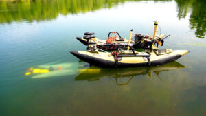 Researchers Create A Mobile Docking Stations To Keep Underwater Robots Charged