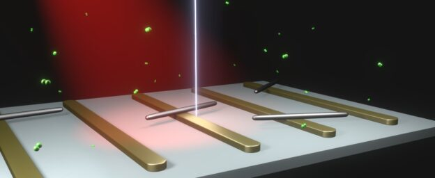Stanford engineers find a way to control chemical catalysts with sculpted light