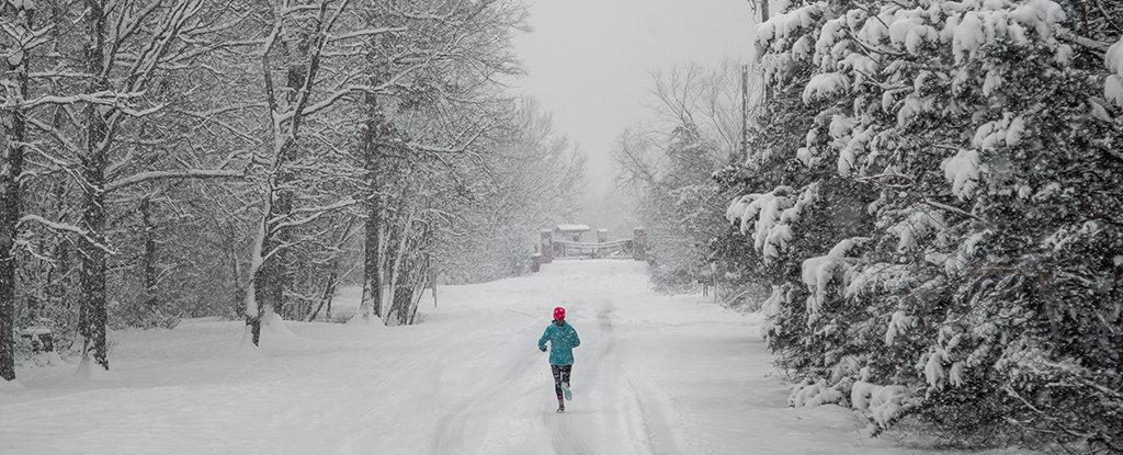 Research Shows That Exercising In Cold Could Burn More Fat