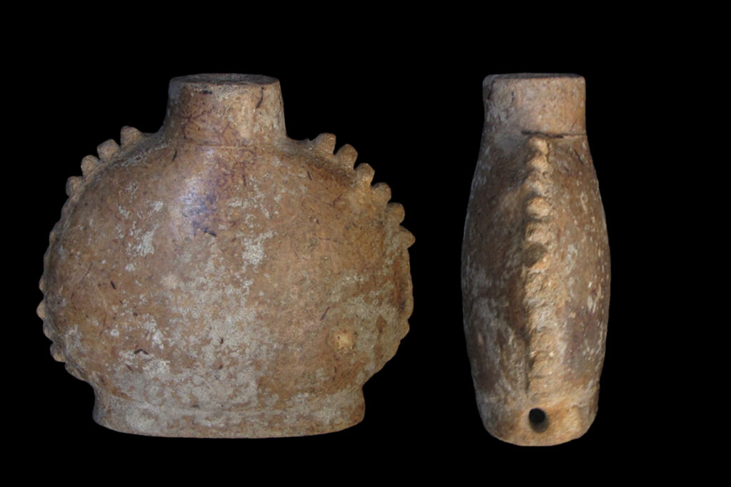 Archaeologists Identify Contents Of Ancient Maya Drug Containers