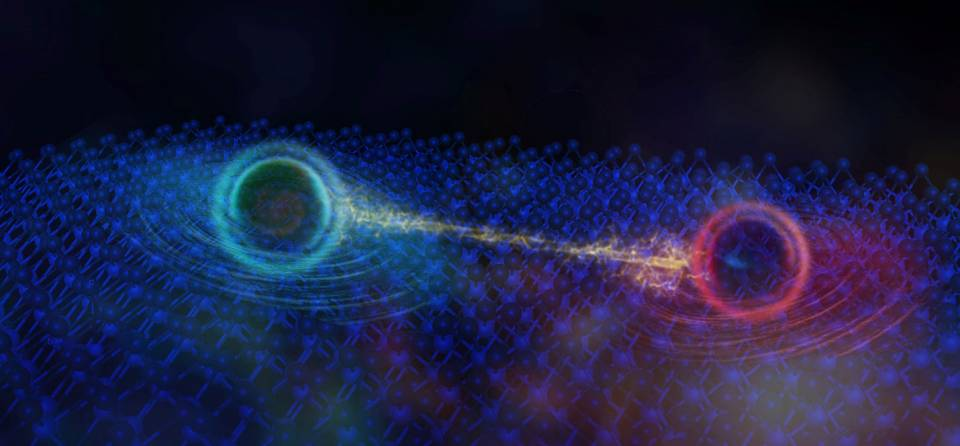 Quantum Behavior Discovered In Insulators Suggests Possible New Particle