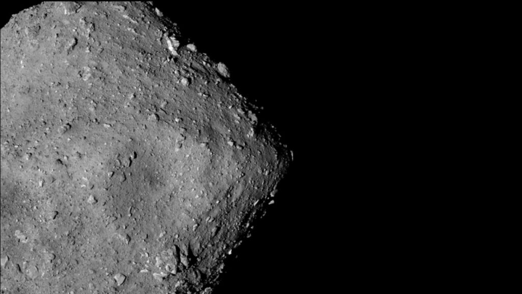 When And How Asteroid Ryugu Lost Its Water? Remote Sensing Data Explains