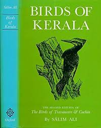 birds of kerala by Salim Ali
