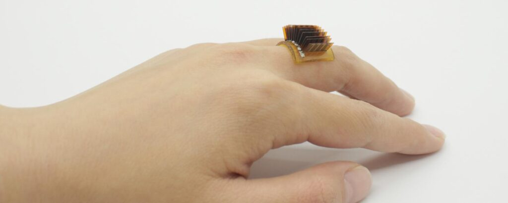 Turn Your Body Into A Battery With This Wearable