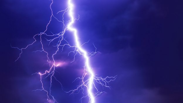 Lightning Played An Important Role In Origin Of Life On Earth
